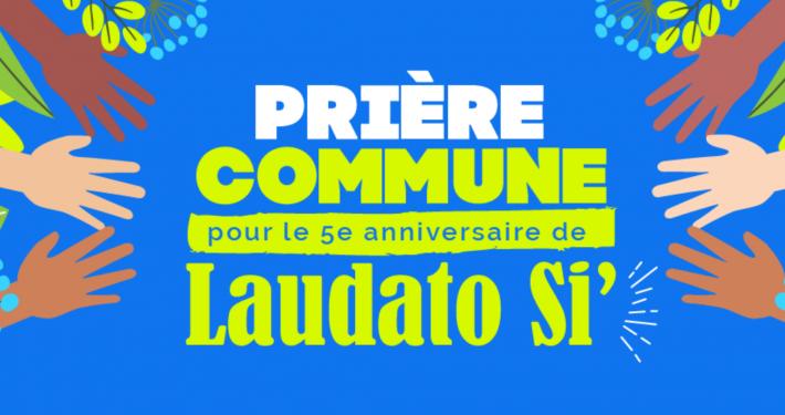 Prière commune du 24 mai 2020