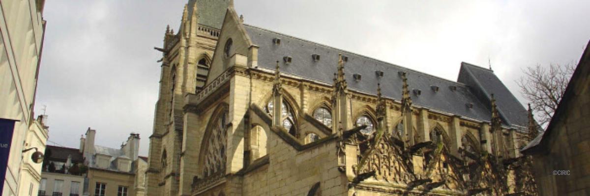 Paroisse Saint Séverin Paris