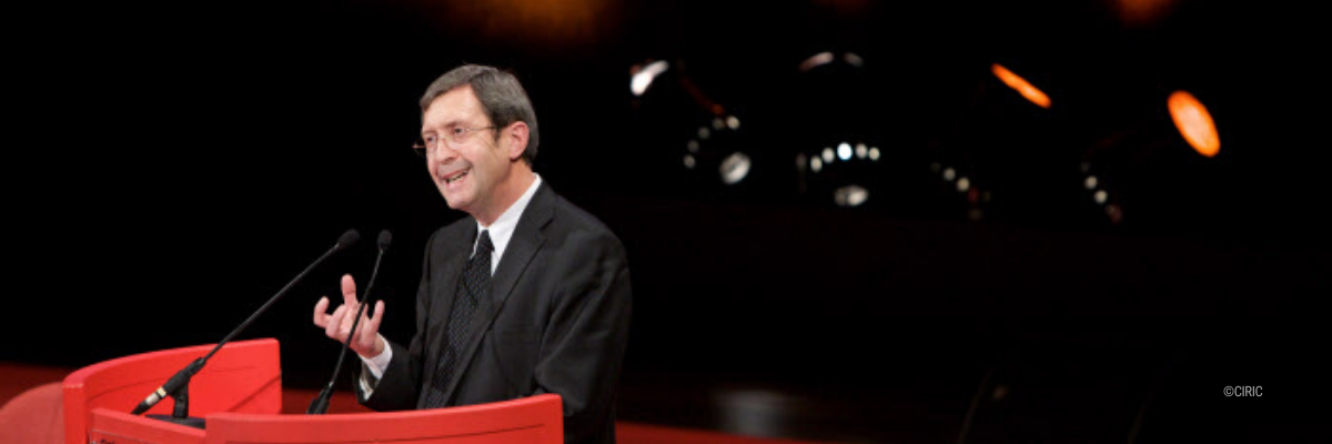 Bruno-Marie Duffé, secrétaire du dicastère pour le développement humain