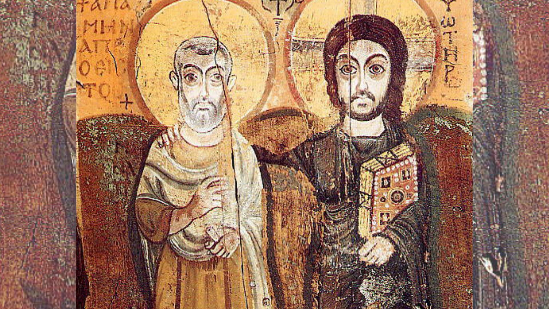 Une amitié d'hier pour aujourd'hui : « Le Christ et son ami »