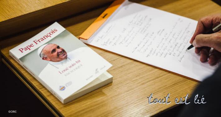 La réception de l'encyclique Laudato Si en France