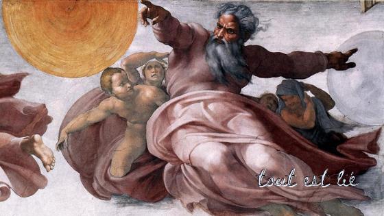 La Création du monde dans l'art
