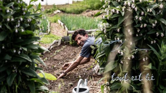 Innovation sociale dans le rural avec « La Terre en Partage »