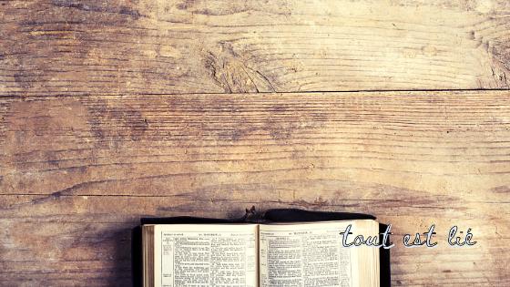 Le travail, interrogations bibliques