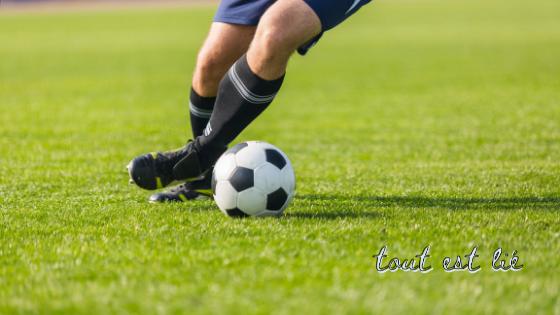 La passion du football chevillée au pied