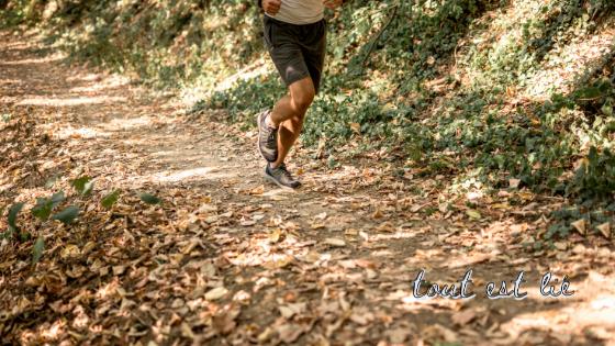 Du marathon au trail sans chaussures